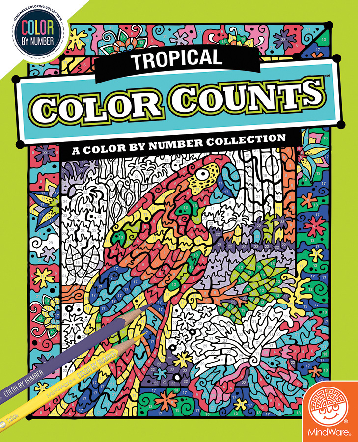 CBN COLOR COUNTS: TROPICAL