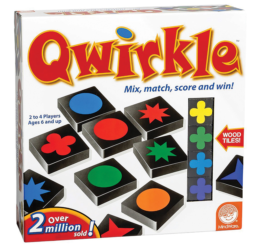 GAME – QWIRKLE