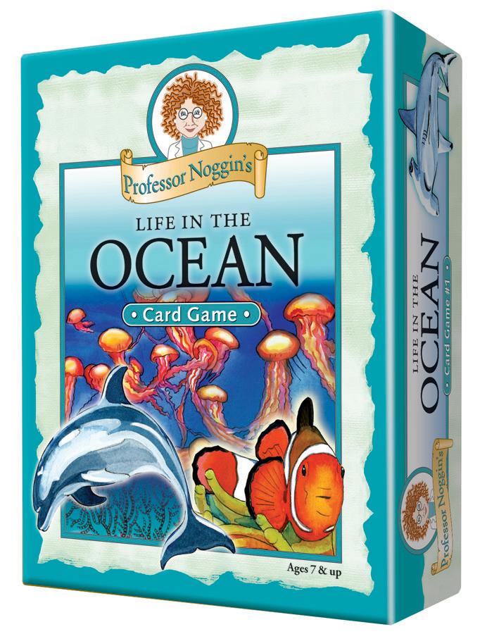 PN LIFE IN THE OCEAN