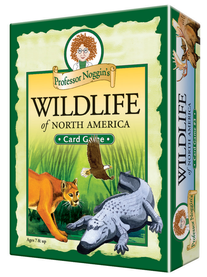 PN WILDLIFE OF NORTH AMERICA