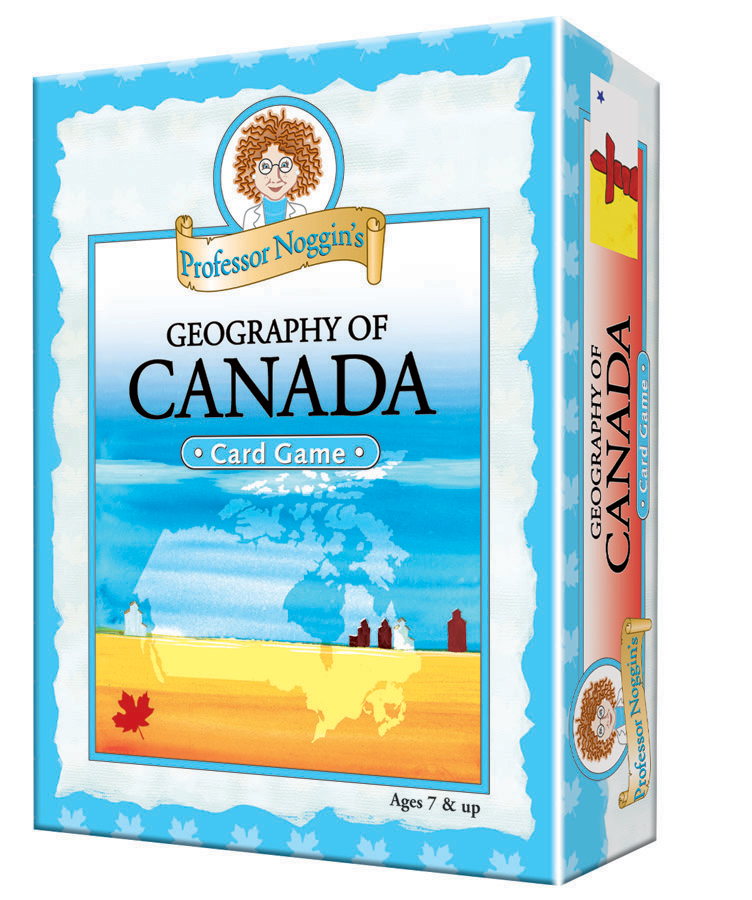 PN GEOGRAPHY OF CANADA NONE IN STOCK