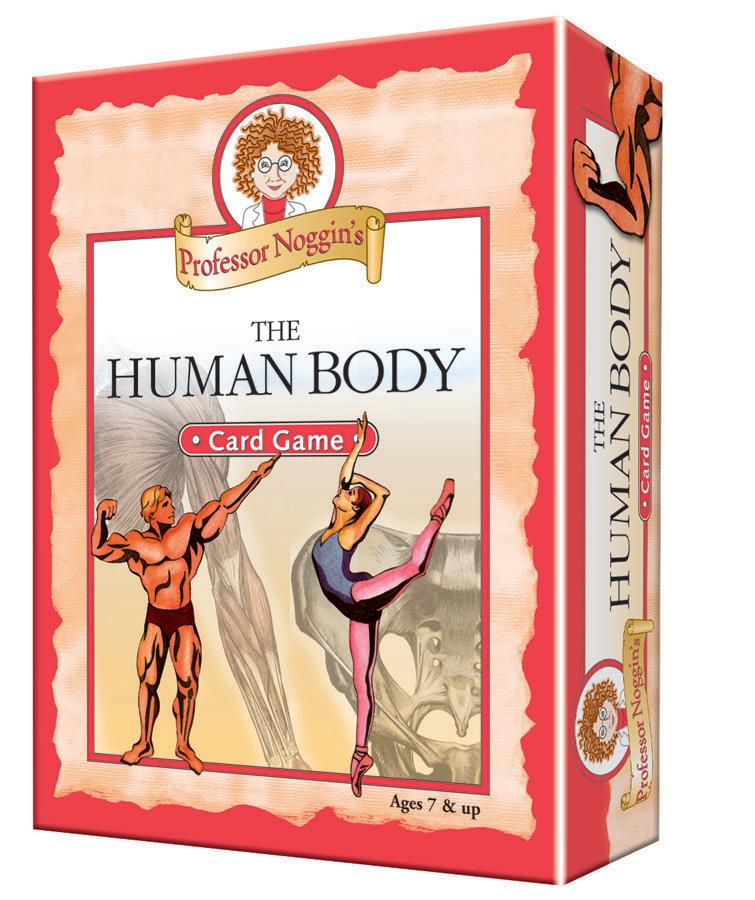PN HUMAN BODY