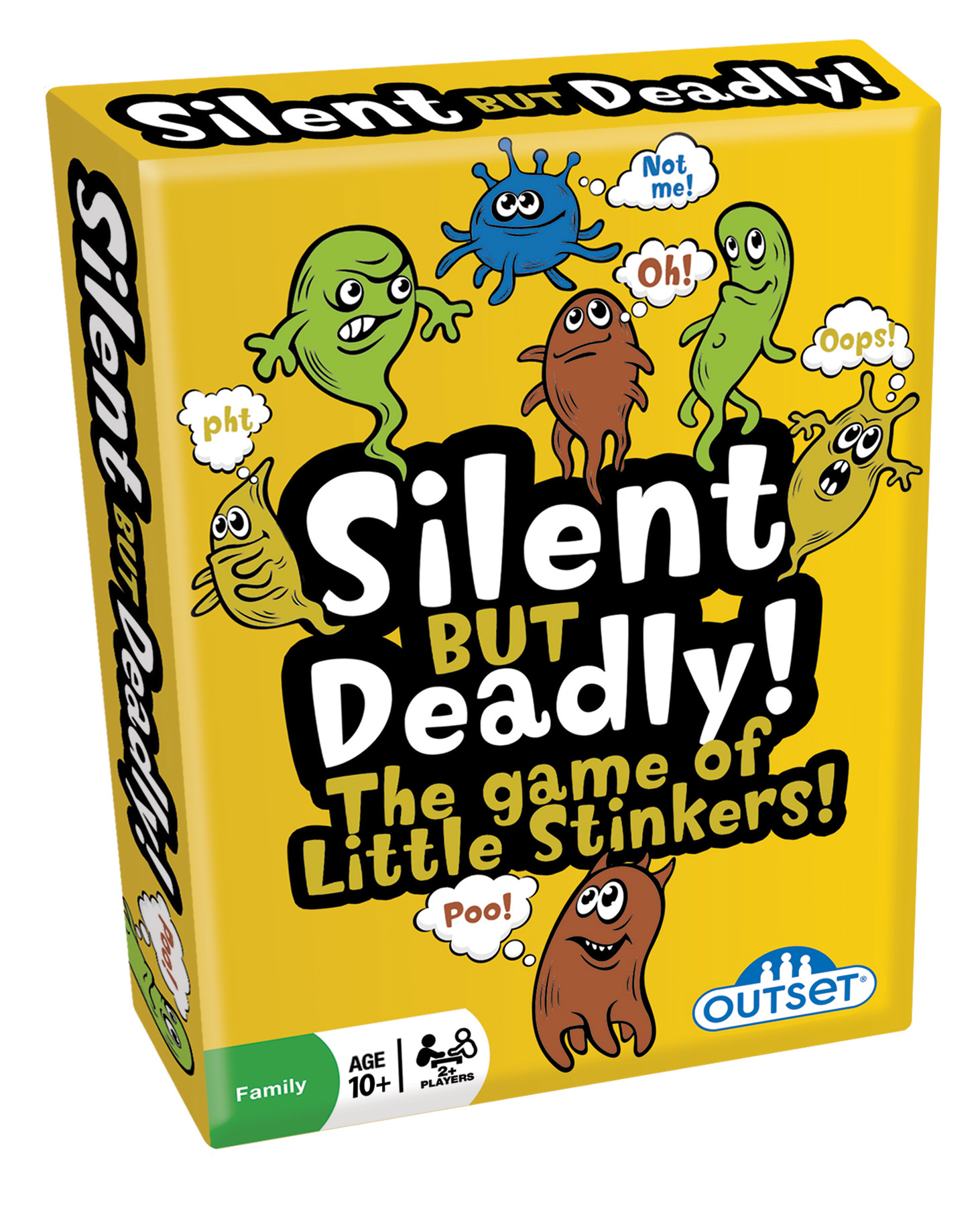 SILENT BUT DEADLY  BOX