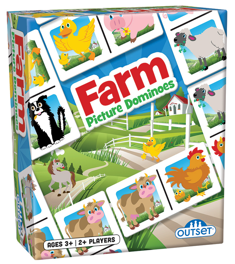 PICTURE DOMINOS FARM