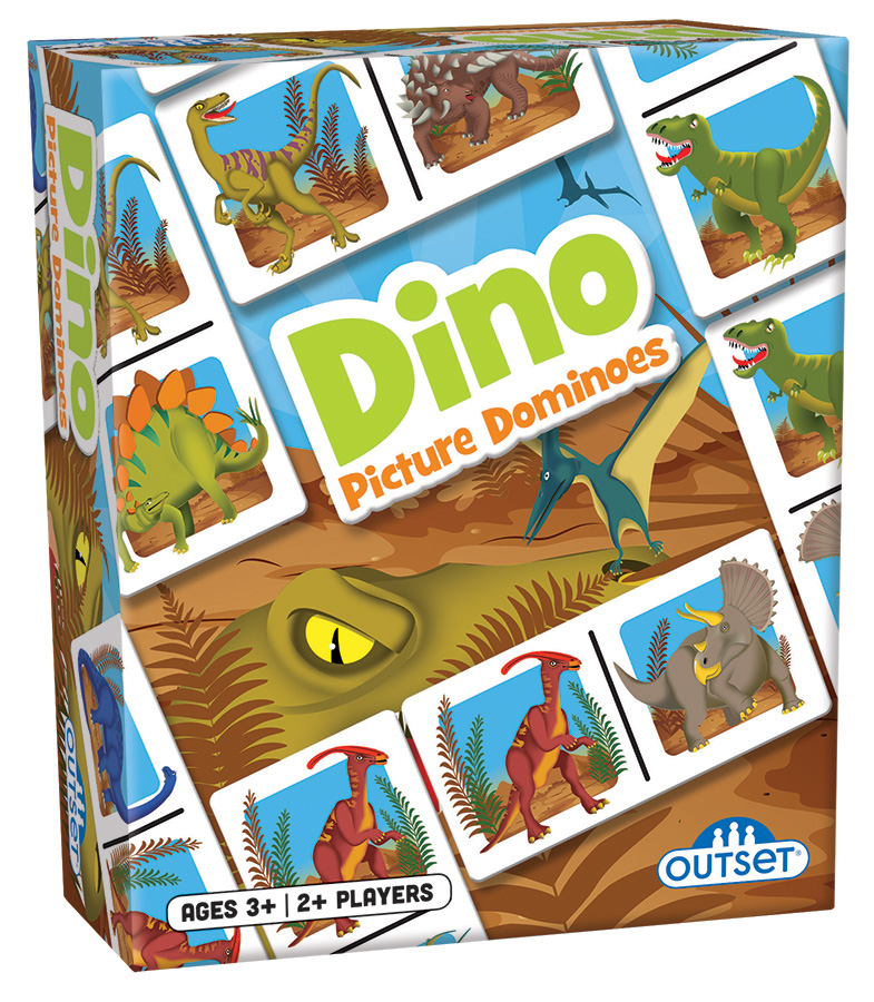 PICTURE DOMINOS DINO