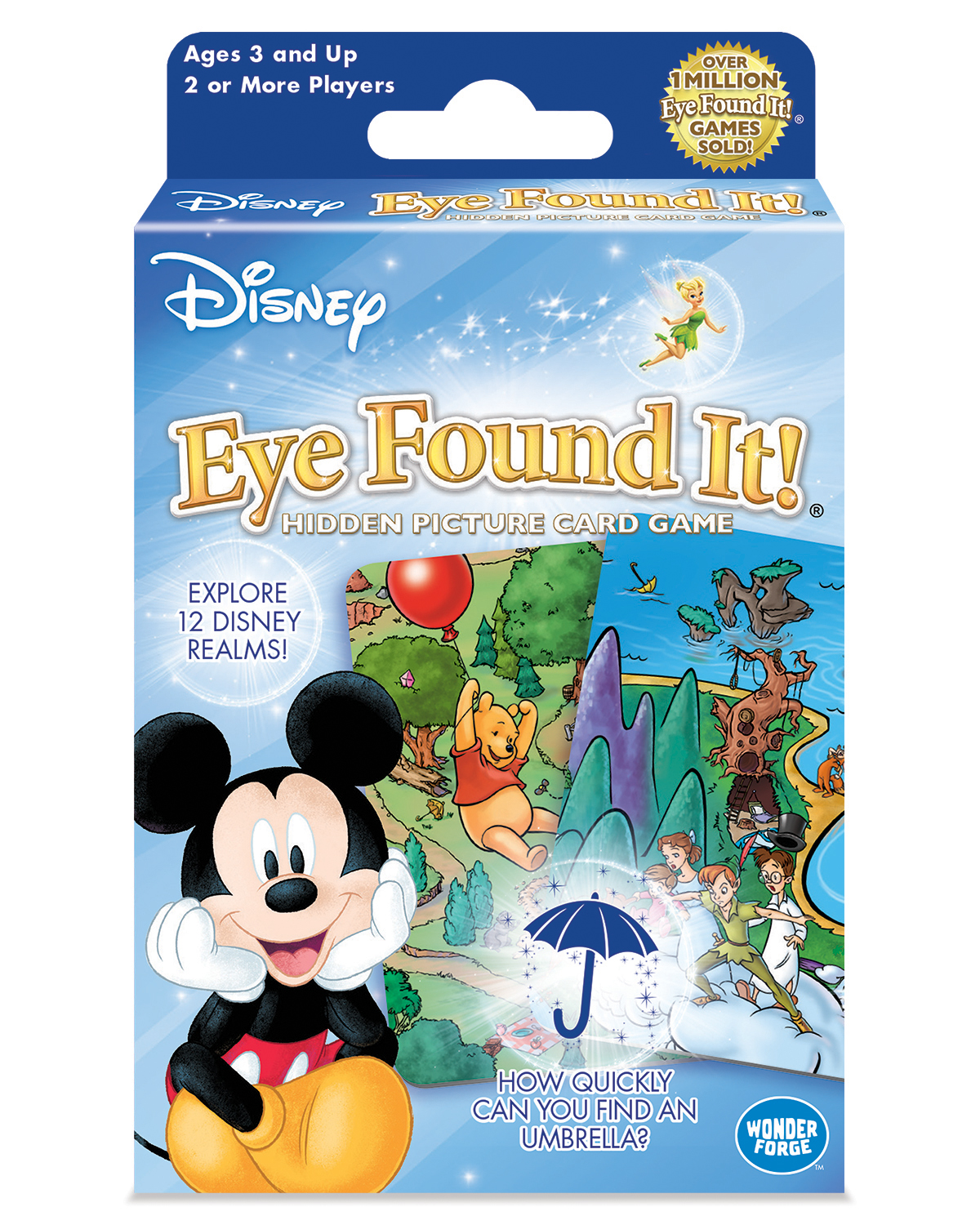 DISNEY EYE FOUND IT!? CARDS