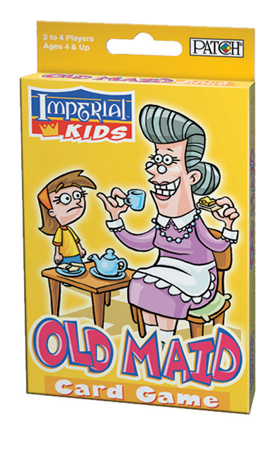 GAME-OLD MAID
